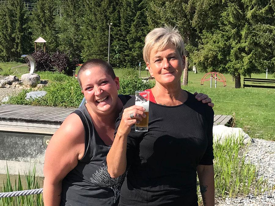 Naturbad Vorderberg wieder verpachtet