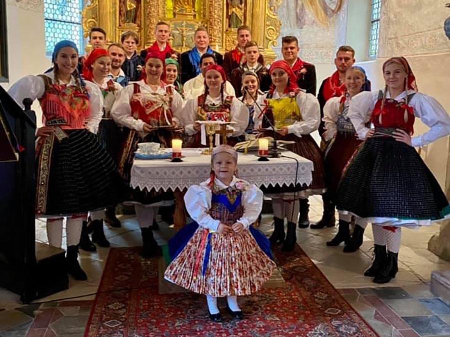 Vorderberger Jahres Kirchtag 2021